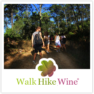 Walk Hike Wine