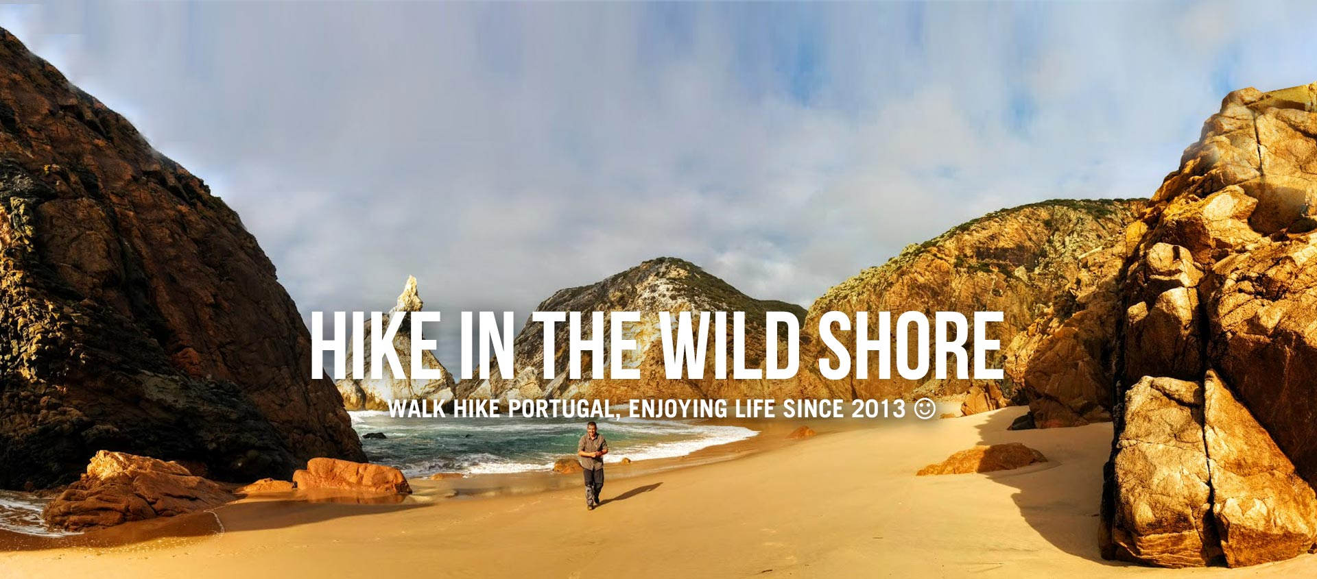 HIKE IN THE WILD SHORE