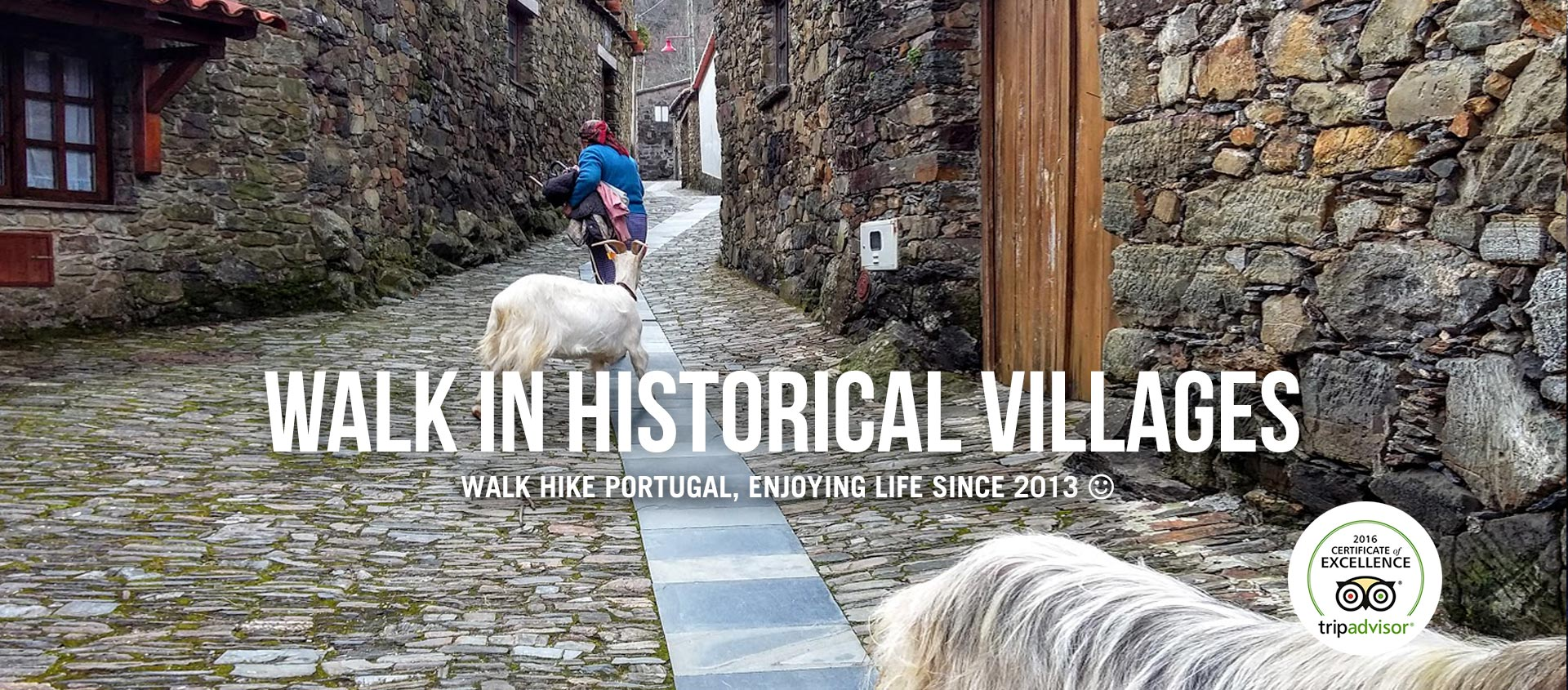 Walk in Historical Villages