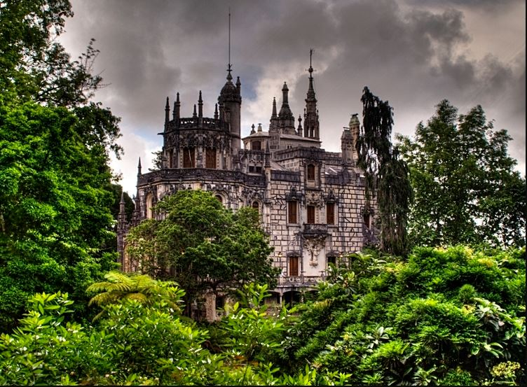 Quinta-da-Regaleira-Portugal - Sintra and the wines of the old world